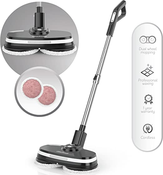 Gladwell Cordless Electric Mop Scrubber