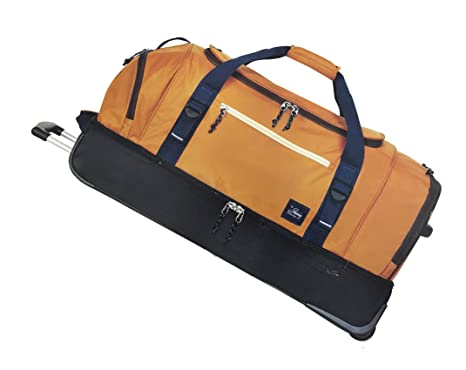Amazon.com: The Skyway Luggage Globe Trekker 2 Compartment Rolling ...