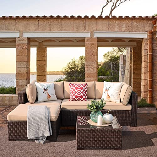 Patiorama 5 Piece Outdoor Furniture