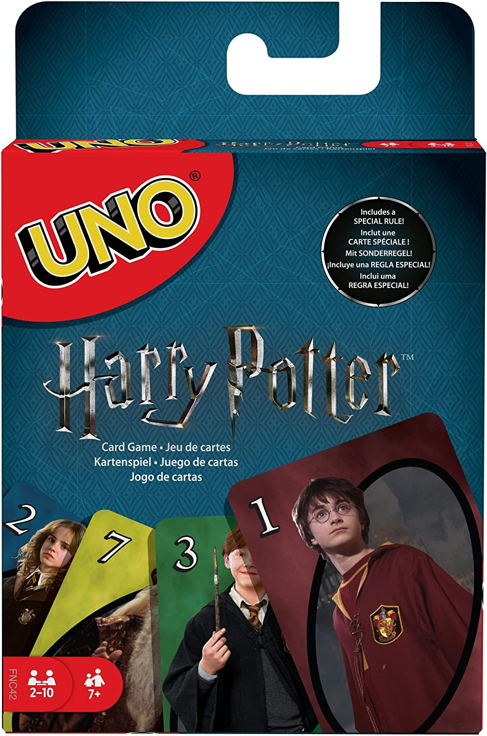 UNO Harry Potter: Toys & Games