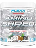 Flexx Amino Shred - Performance Amino Acids with 5 Grams BCAAs, IntraWorkout Muscle Recovery, Fat Burning, Hydration and Protein Synthesis   Pirate Bay, 30 Servings