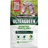 Pennington UltraGreen Starter Lawn Fertilizer, 14 LBS, Covers 5000 sq ft