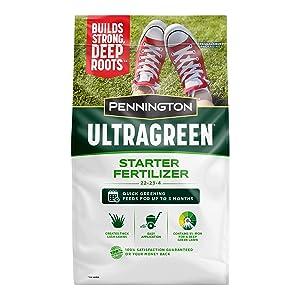 Pennington UltraGreen Starter Lawn Fertilizer