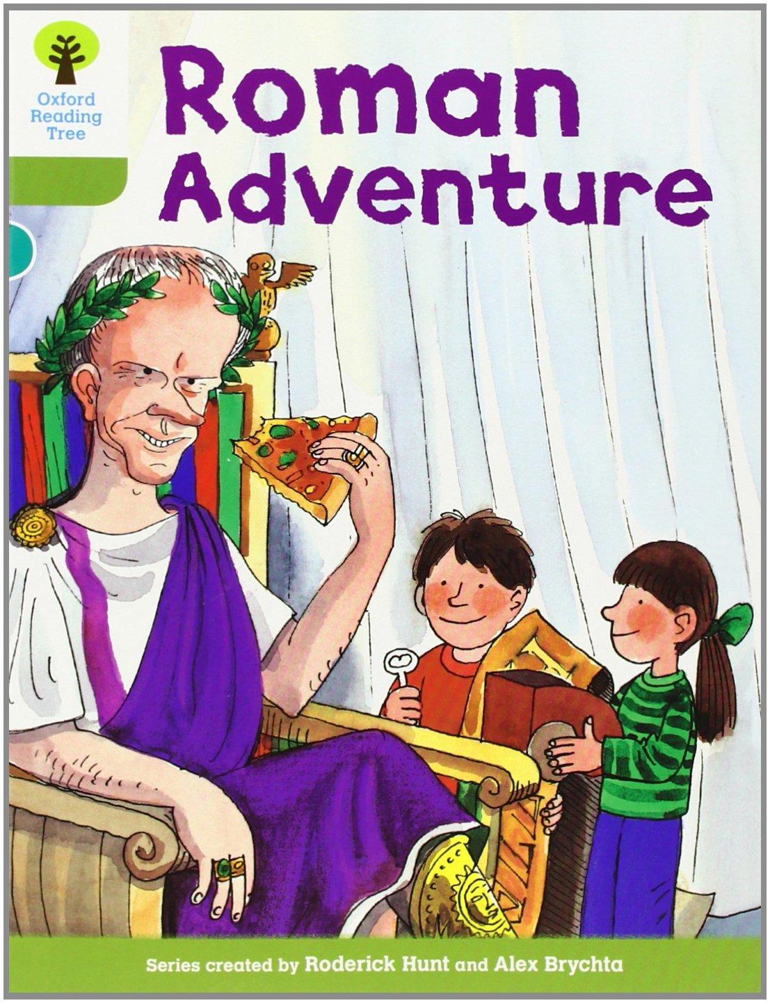 Read Online Oxford Reading Tree: Level 7: More Stories A: Roman Adventure pdf epub