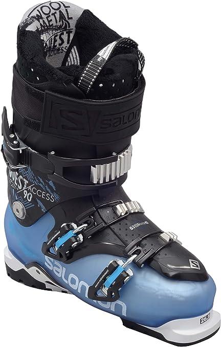 Salomon Chaussures De Ski Homme Quest Access 90 Blue