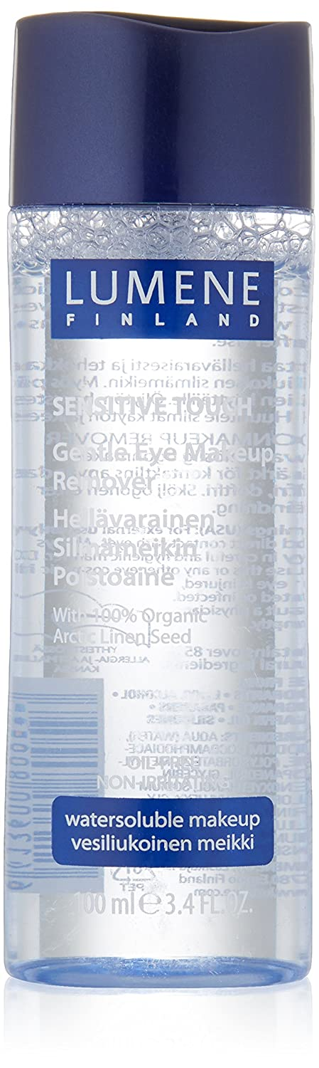 Lumene Sensitive Touch Gentle Eye Makeup Removal, 3.4 Fluid Ounce Lumene Oy 80059
