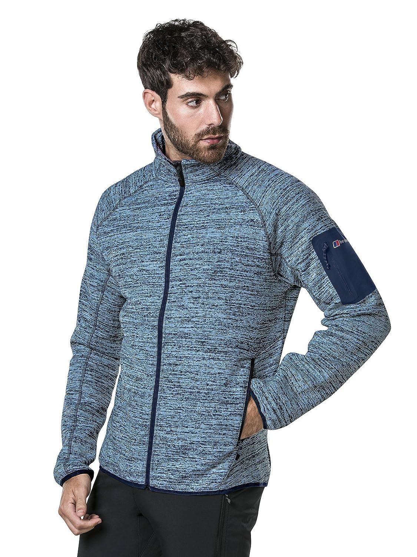 Berghaus Mens Tulach 2.0 Full Zip Fleece Jacket