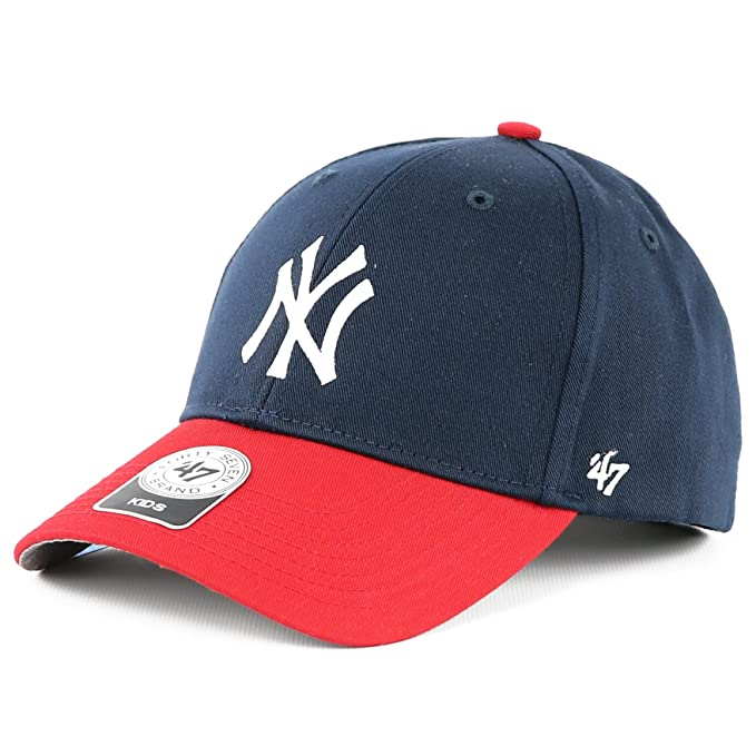 Amazon.com  47 Brand MLB New York Yankees Baseball Cap Baseball Hat ... 36a169c4082