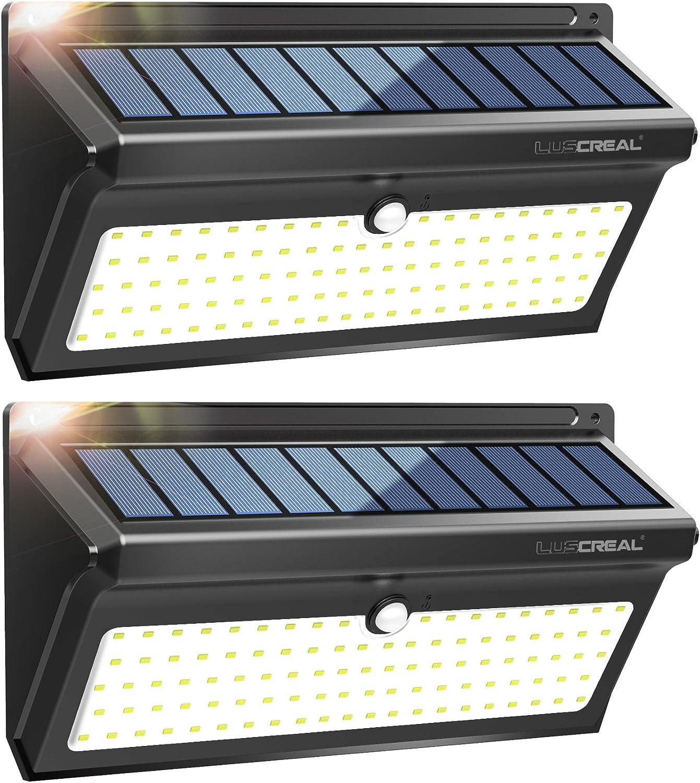 Solar Lights Outdoor luposwiten 28 LED energia solare luci di sicurezza con sensore di movimento