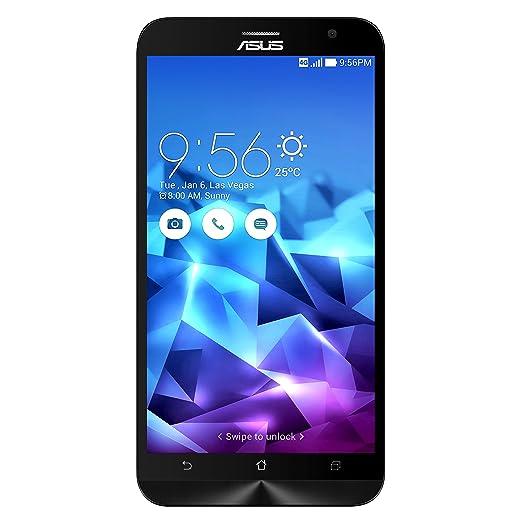 "521 opinioni per Asus ZE551ML-2A760WW ZenFone 2 Deluxe Smartphone, Schermo da 5.5"", 4 GB RAM, 64"