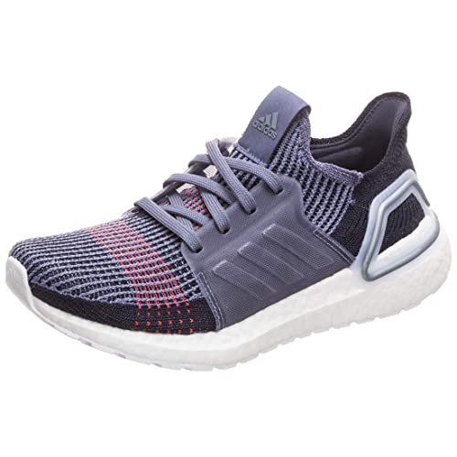 sale retailer 44ed7 ee8c2 adidas Ultra Boost 19 Womens Running Shoes - Blue-4.5