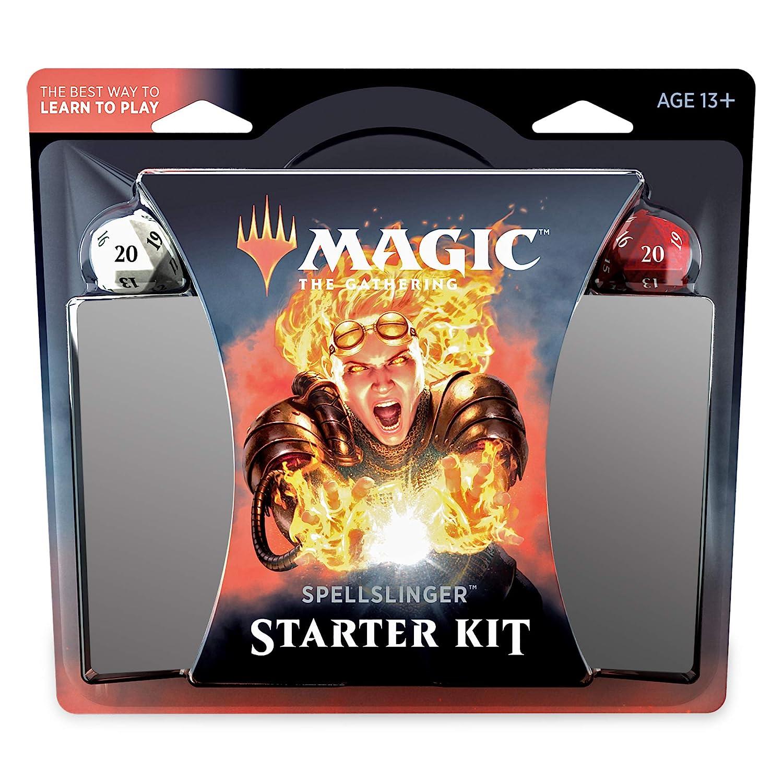 2 Dice Magic: The Gathering Spellslinger Starter Kit 2020 2 Learn to Play Guides 2 Starter Decks