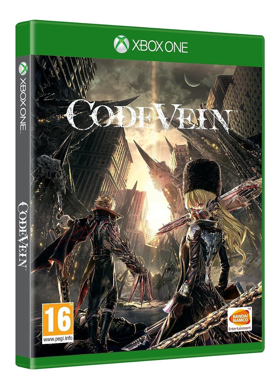 CODE VEIN - - Xbox One [Importación italiana]: Amazon.es: Videojuegos