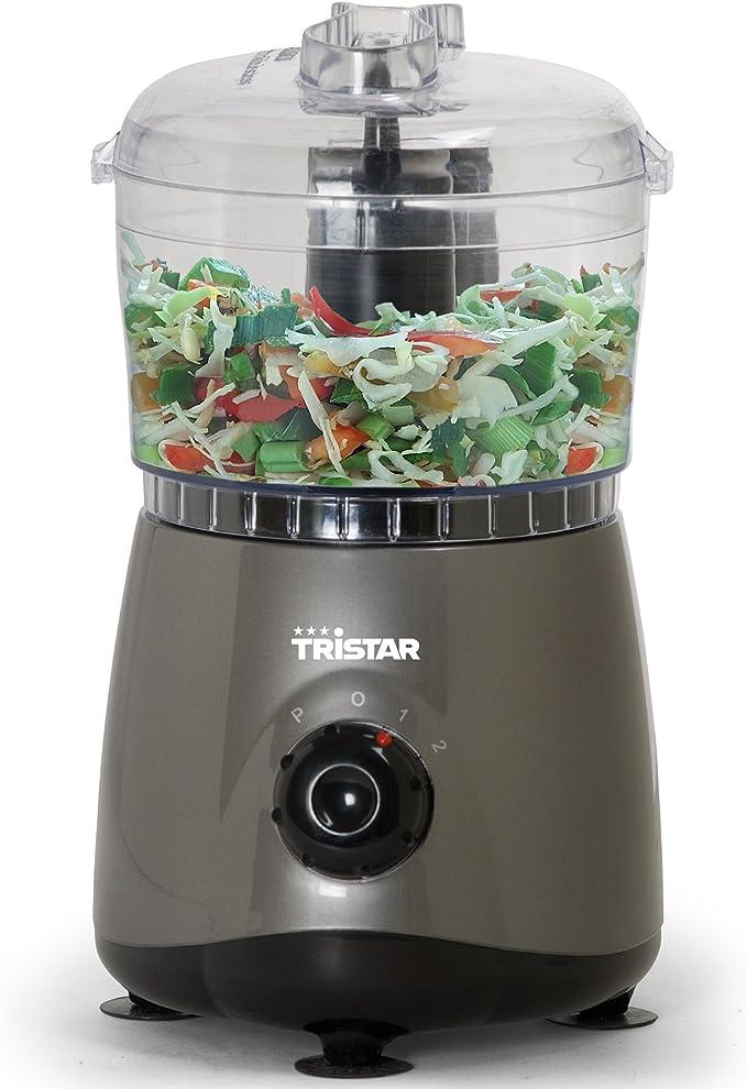 TriStar BL- 4010, Blanco, 8800 g, 193 mm, 170 mm, 240 mm, 180 W - Robot de cocina: Amazon.es: Hogar