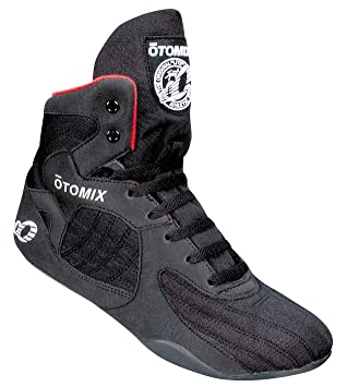 Otomix Stingray Boot (Black/Red) 13 1 packs, Foot Gear