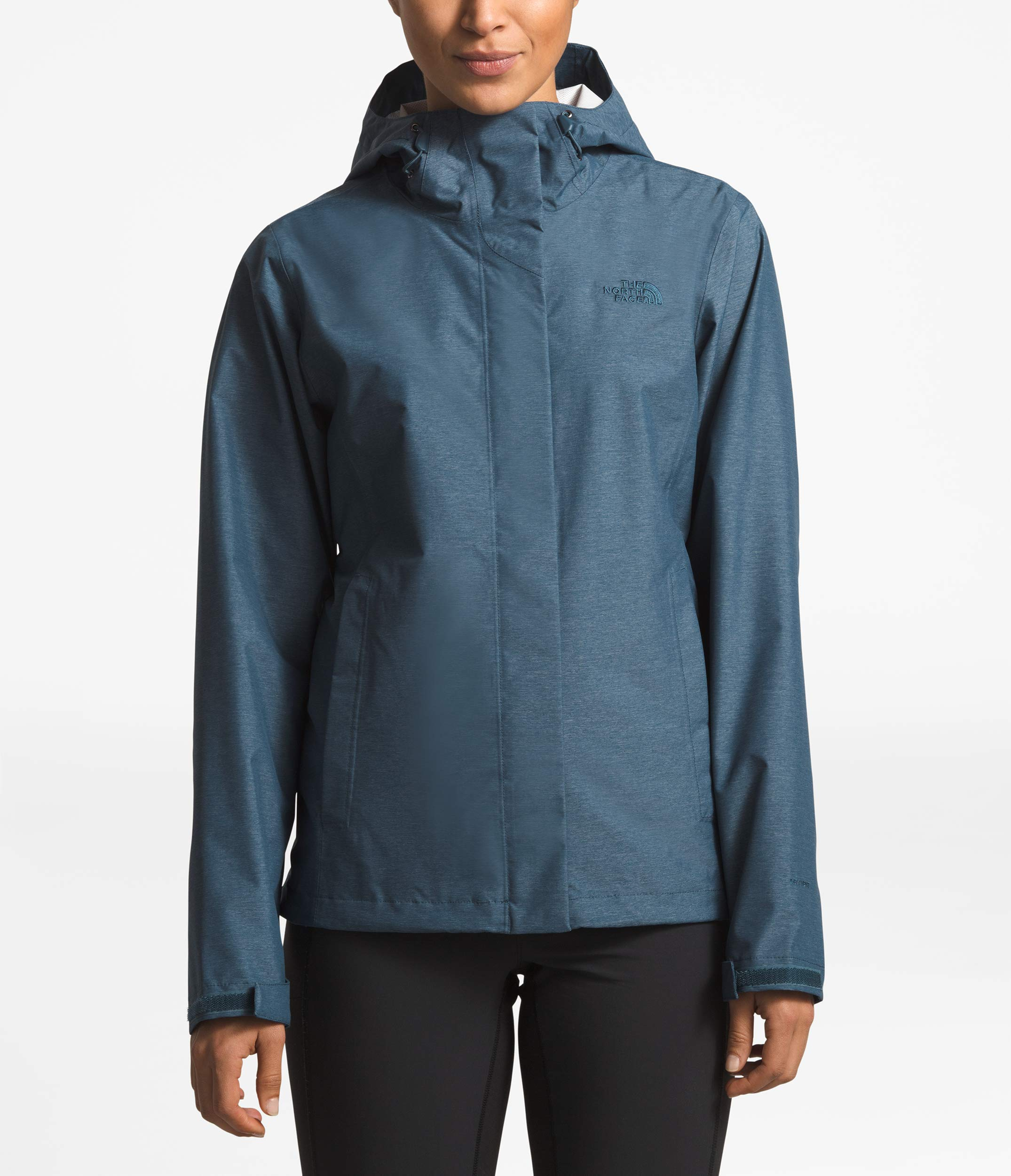 The North Face Women's Venture 2 Jacket, Blue Wing Teal Heather, Size XS by The North Face (Image #2)