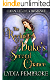 The Reclusive Duke's Second Chance