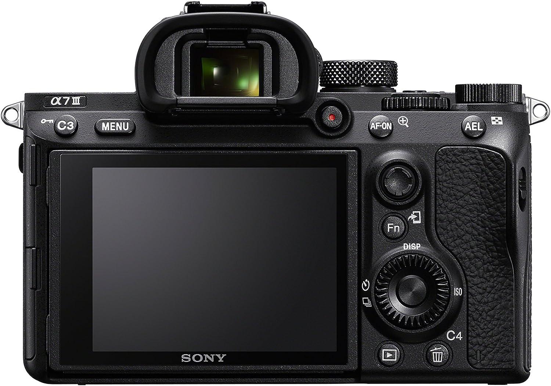 Sony a7 III ILCE7M3/B -Best Full-Frame Mirrorless camera 2021