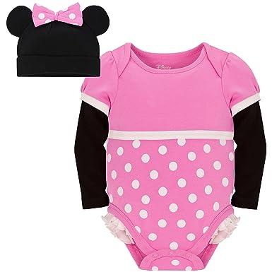 Disney Store Pink Minnie Mouse Onesie Costume Bodysuit/Hat Size 12-18 Months  sc 1 st  Amazon.com & Amazon.com: Disney Store Pink Minnie Mouse Onesie Costume Bodysuit ...