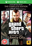 GTA IV Complete Edition (Xbox 360/Xbox One)