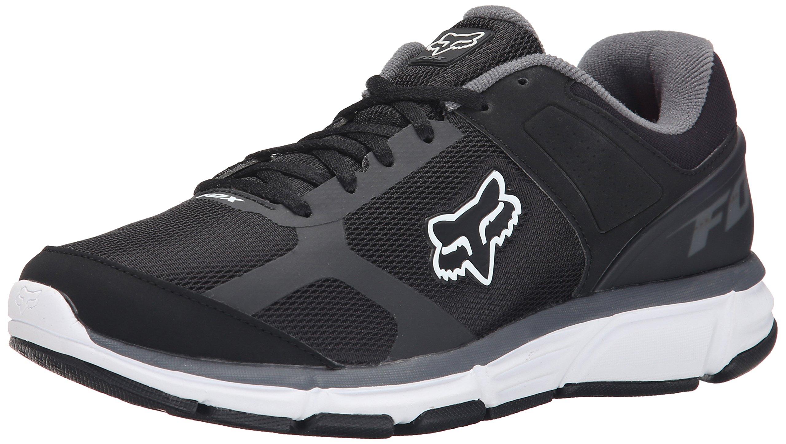 Fox Men's Podium Athletic Shoe, Black/White, 7.5 M US