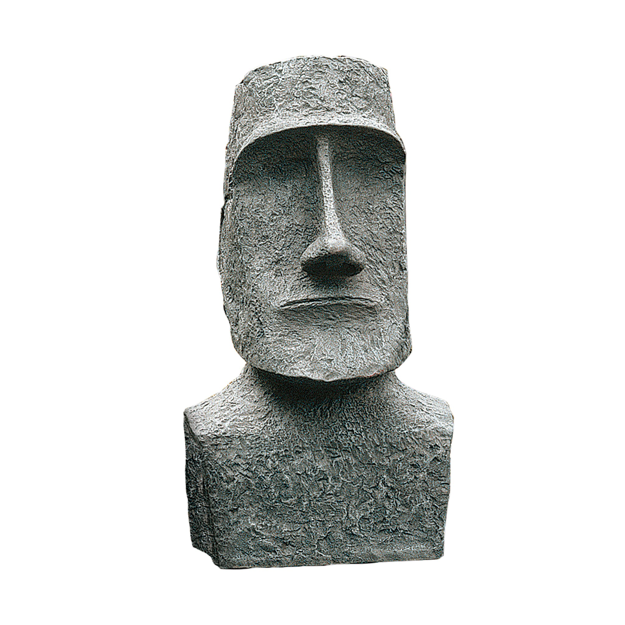 Design Toscano Easter Island Moai Monolith Sculpture by Design Toscano