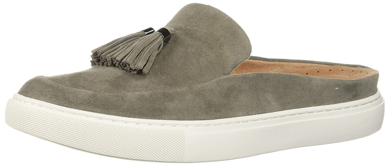 Gentle Souls Women's Rory Slip on Mule with Tassel Sneaker B0787GJ2SJ 6 B(M) US|Elephant