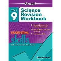 Excel Essential Skills: Science Revision Workbook Year 9