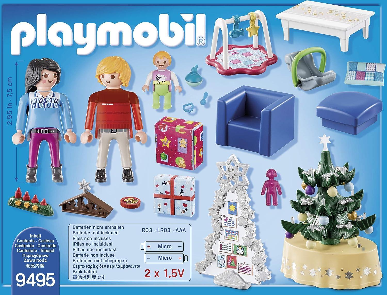 PLAYMOBIL/® Christmas Living Room 9495