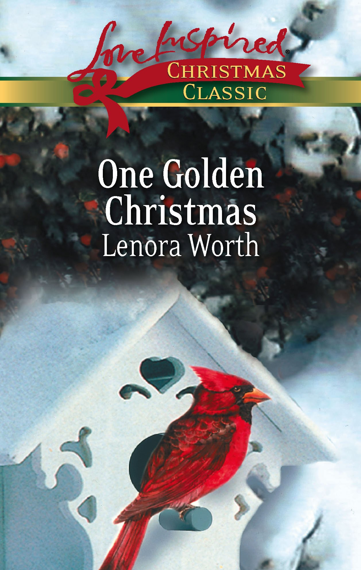 Download One Golden Christmas (Love Inspired Christmas Classic) pdf