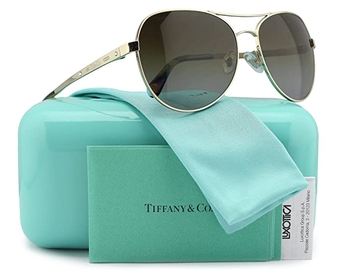c9df88d6917 Image Unavailable. Image not available for. Colour  Tiffany   Co. TF3051B  Polarized Sunglasses ...