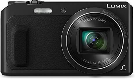 Panasonic Lumix DMC-TZ57EG - Cámara Compacta de 16.1 Mp (Super ...