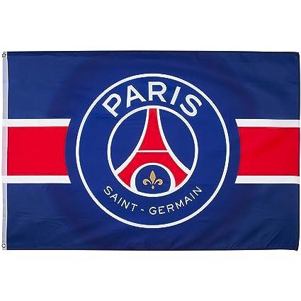Paris Saint Germain Flagge PSG/ /offizielle Kollektion Gr/ö/ße 100/x 150/cm