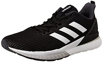 the latest 97ef9 8c7c6 Adidas Men s Questar Tnd Cblack Ftwwht Grefiv Running Shoes - 11 UK India