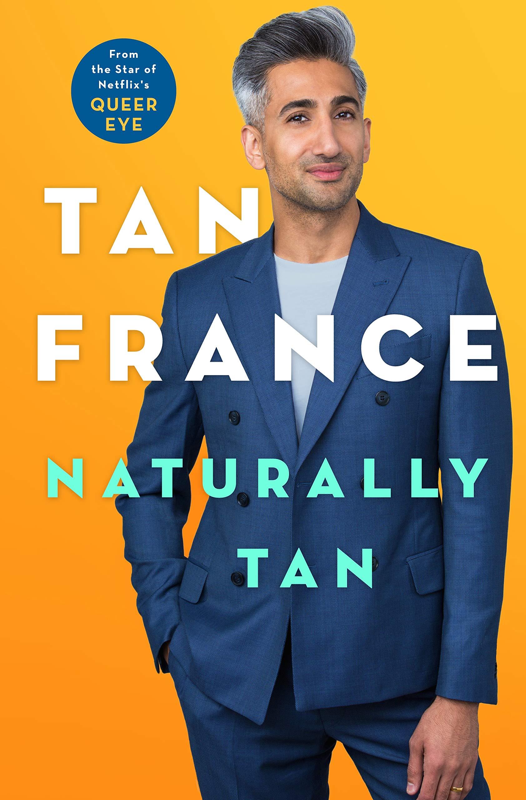 Naturally Tan  A Memoir