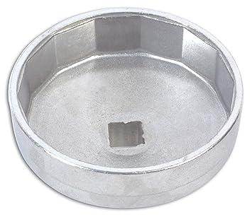 Laser 3801 - Llave para filtro de aceite (74 mm x 14 muescas)