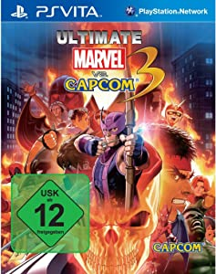 Ultimate Marvel vs. Capcom 3 [Importación alemana]