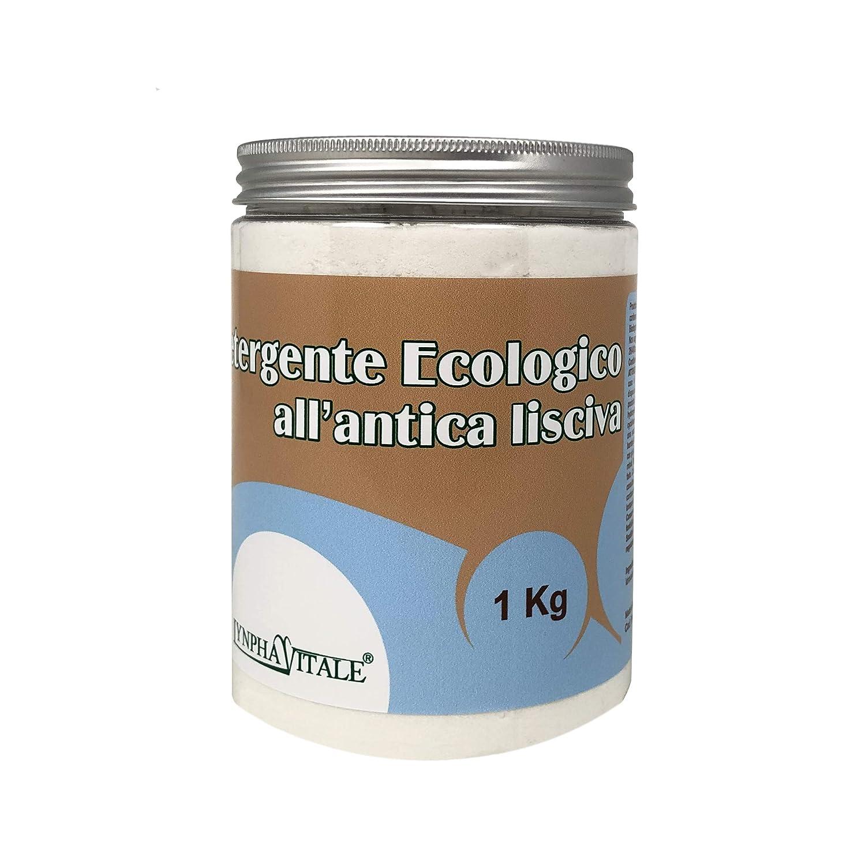 Lynpha Vitale Limpiador Ecológico Antiguo Lejía - 1000 gr ...