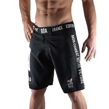 b94b943847af1 BOA, bõa French Team 2018 Fight Shorts MMA Fight Shorts, Mens, Fightshort  Bõa