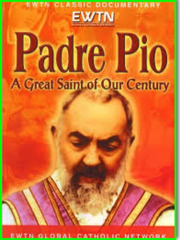 PADRE PIO A GREAT SAINT FOR OUR CENTURY* AN EWTN 1-DISC SET DVD