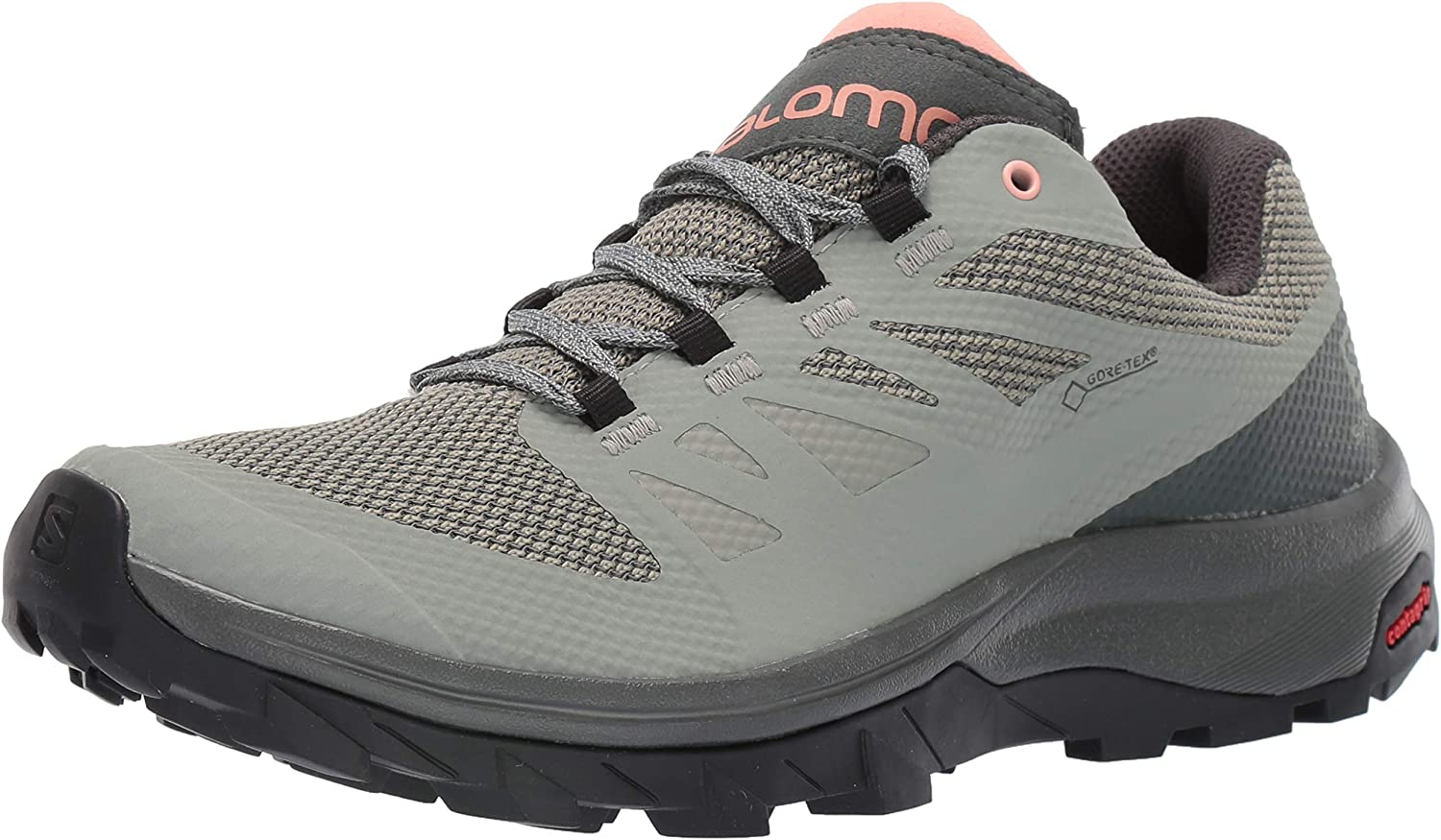 salomon women's outline gtx hiking shoes review hiking