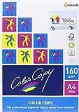 Color Copy Papier Premium Super lisse 160gsm A4 Blanc Ref CCW0350 [250 feuilles] pour Imprimante