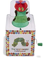 World of Eric Carle, The Very Hungry Caterpillar Jack in the Box
