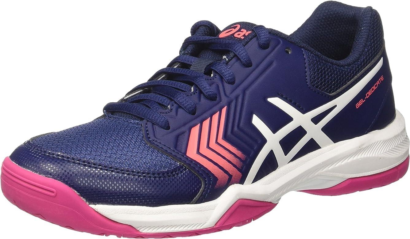 ASICS Gel Dedicate 5, Chaussures de Course pour entraînement