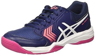 ASICS Women s Gel-Dedicate 5 Gymnastics Shoes  Amazon.co.uk  Shoes ... 2e4fd3abbf6fa
