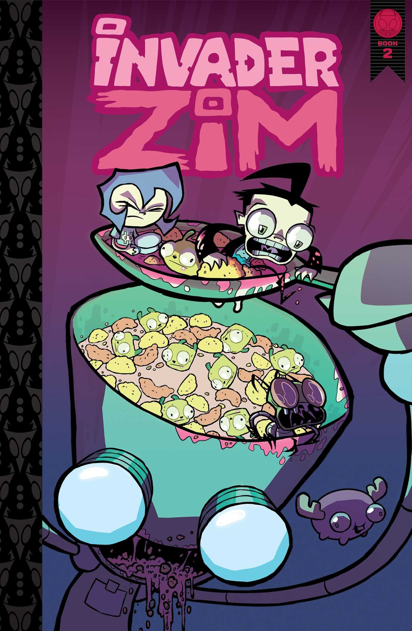 Invader ZIM Vol. 2: Deluxe Edition