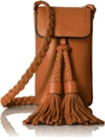 8eb22e391164 Amazon.com: Rebecca Minkoff Isobel Phone Crossbody, New Grey: Clothing