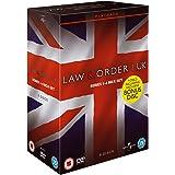 Law & Order: UK - Series 1-4 [Region 2]