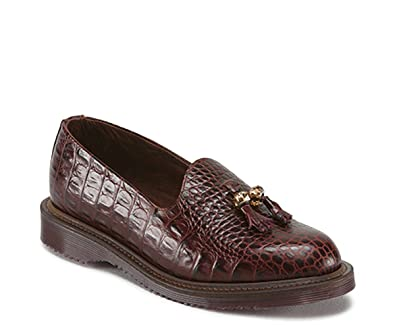Dr. Martens Women's Arabella Loafers,Red,6 M UK/7 D(