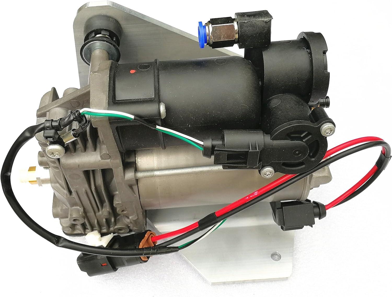 Air Suspension Compressor Pump for Land Rover Discovery 3 2004-2012 Discovery 4 2010-2013 Range Rover Sport 2005-2013 OEM Number LR038118,LR023964,LR045251,LR015303,LR037065,LR044360